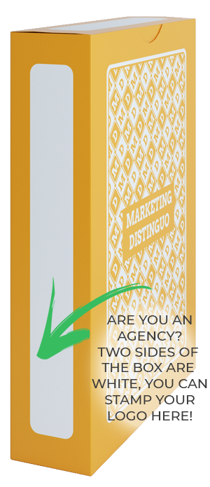 The Marketing Distinguo card deck